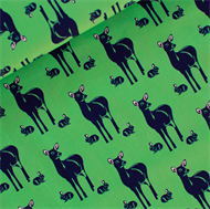 Bild von Oh Deer - M - Freches Grün