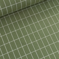 Picture of Grill-XL - French Terry - Chive Green