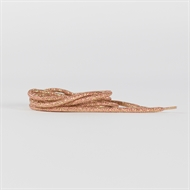 Picture of Shoelaces - Rosé with Gold Lurex